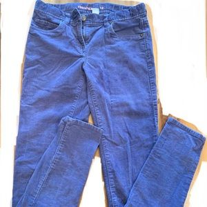 Crew Cut Toothpick Jeans by JCrew